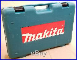Makita HR3851 1 1/2 rotary demo jack hammer drill Hex and Spline