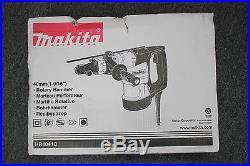 Makita Hr4041c Spline Shank Rotary Hammer New! Free Shipping