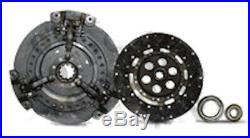 Massey Ferguson 35 133 135 145 Clutch Kit (dual 11/9 10 Spline)