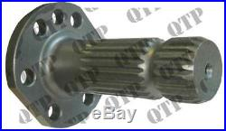 Massey Ferguson 5400, 6100, 6200, 6400 Bolt On PTO Shaft 1000 RPM 21 Spline