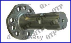 Massey Ferguson 5400, 6100, 6200, 6400 Bolt On PTO Shaft 540 RPM 6 Spline