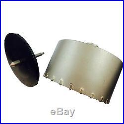 Milwaukee 48-20-5065 SDS-MAX / SPLINE Thin Wall Carbide Tip Core Bit 6 in