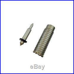 Milwaukee 48-20-5135 SDS-MAX / Spline 2 in. Thick Wall Carbide Tip Core Bit