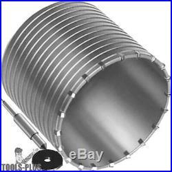 Milwaukee 48-20-5140 SDS-MAX/Spline 2-1/2 X 4-1/16 Thick Wall Core Bit New
