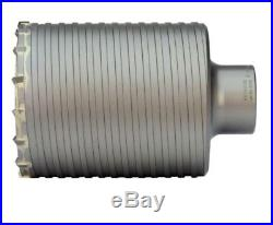 Milwaukee 48-20-5155 SDS-MAX / Spline 4 in. Thick Wall Carbide Tip Core Bit