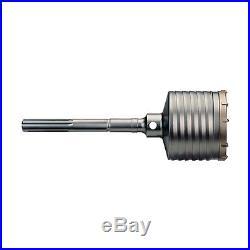 Milwaukee 48-20-5486 5-Inch X 11-3/8-Inch One Piece Spline Core Hammer Bit