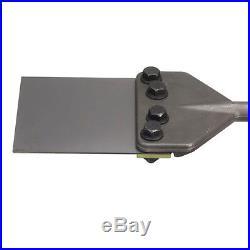 Milwaukee 48-62-2015 6 x 25-Inch Spline/Round Head Hex Floor Scraper