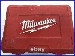 Milwaukee 5316-20 corded spline hammer drill sds max rotary hammer USED