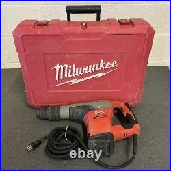 Milwaukee 5316-21 1-9/16 Spline Rotary Hammer with Case