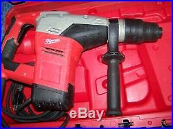 Milwaukee 5316-21 1-9/16 in. Spline Rotary Hammer GREAT CONDITION