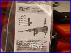 Milwaukee Tools 2 Spline Drive Rotary Hammer With Carrying Case 5340-21