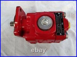 Muncie PK1-17-17KSBBX 17 gpm gear pump 1 15 spline shaft