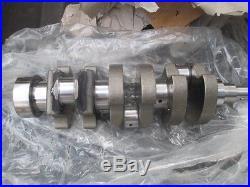 NEW Bobcat 7000485 Crankshaft 16 Spline 3 CYLINDER DIESEL MT55 MT85 TRACK LOADER