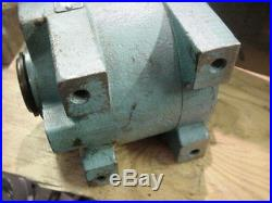 NEW HY-DRO-AC micromatic rotac hydraulic rotary actuator HS-00 3000psi splined
