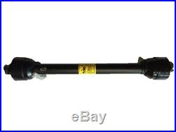 NEW PTO Shaft for Most 5' & 6'' Shearpin Rotary Cutters 6 Splined to 1 3/8 smoot