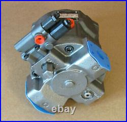NEW Rexroth Hydraulic Pump A10V045DRG31R 1 Shaft / 15 Spline / CW Rotation