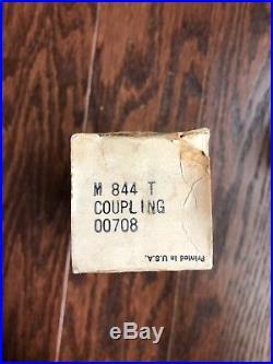 NOS OEM John Deere Original Equipment Splined Coupling M844T