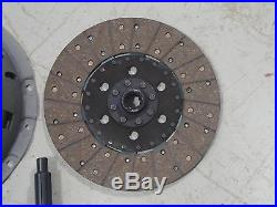 New 4000 4100 4140 4200 4600 Ford Tractor Complete Clutch Kit 11 10 Spline