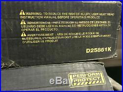 New Dewalt D25851k Spline Drive Chipping Hammer