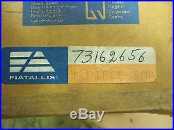 New Fiat Allis Hydraulic pump 73162656 Quality John S Barnes 06160B 13 spline