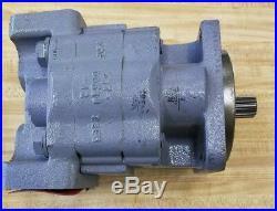 New Hyd. Pump for Case Loader Backhoe 580L 130258A1 130258A2 15 spline
