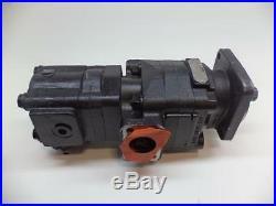 New Parker Hydraulic Gear Pump 14 Spline 4 Bolt Mount 32295294108 N0716-120