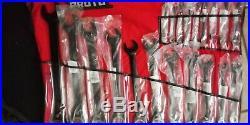 PROTO Ratcheting Spline Wrench Set, Pieces 20, JSCV-20S Standard SAE 7/32-1 1/2