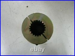 PTO Adapter 1 3/4 1000 RPM Female 20 Spline to 1 3/8 1000 RPM Male 21 Spline