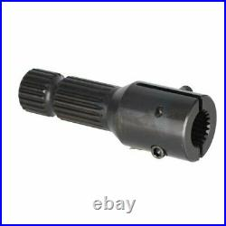 PTO Adapter Clamp Type 1-3/8 21 Spline Female 1-3/4 20 Spline Male 125 HP