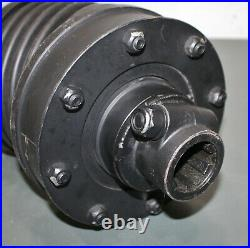 PTO Driveshaft with Clutch & Universal Joint, 36 Length, 540 Style Spline Drive