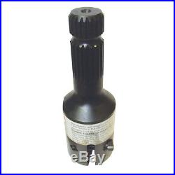 PTO Heavy-Duty Adapter Clamp Type 1-3/4 20 Spline Female 1-3/8 21 Spline Male