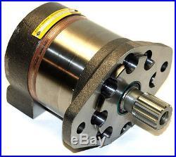 Parker hydraulic pump motor 1 1 4 14 tooth spline shaft for Hydraulic motor with pto spline