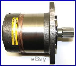 Parker hydraulic pump motor 1 1 4 14 tooth spline shaft for Parker pumps and motors