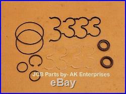 Parker Hydraulic Pump Spline Model Repair Kit (20/902703 20/902901) Jcb Parts