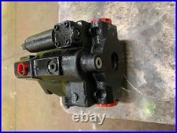 Parker PVP1636B4RP12 Pump RH 9 Spline Parker Hydraulic Side Ports