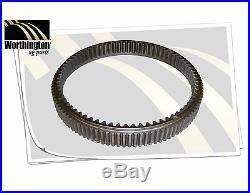 R71753 Tractor Planetary Ring Gear 100 Ext. Teeth 72 Int. Splines John Deere