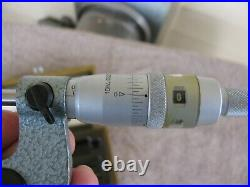 Rare Tesa spline digit, 0001 pin 0-1 micrometer Swiss tool tools