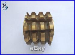 Rectangle Spline Shaft Hob 23x28x6 Z-6 HSS USSR Parallel Spline Side Hob