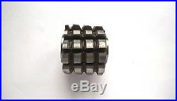 Rectangle Spline Shaft Hob 25.330x6 z-6 1 HSS USSR Parallel Spline Side Hob