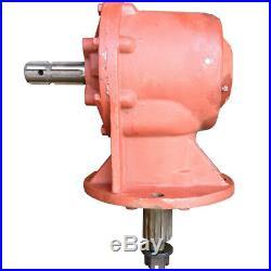 Rotary Cutter Gearbox, Omni Gear RC-61, PN #250372, 1-3/8 6-spline, 15 spline