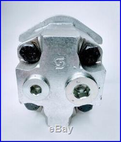 SKC2/8 S SC36, Sundstrand, Hyd Gear Pump 9-Tooth Spline Shaft