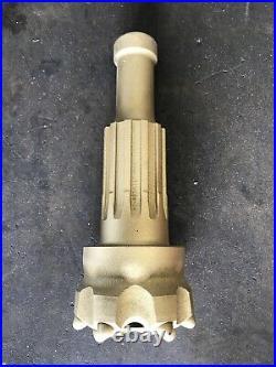 Sandvik DTH Drill Bit Shanks M40 4 228mm 12 Splines New In Box
