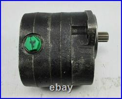 Sauer Danfoss Hydraulic Pump OE84561846 SD131073 3/4 dia. 11 Spline Shaft NEW