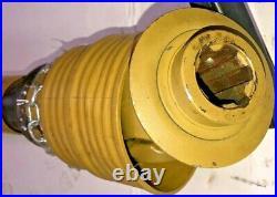 Series 4 Constant Velocity PTO 1-3/8-6 Spline TE 1-3/8-6 Spline IE 44.6 Length