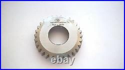 Shaper Cutters Involute Splines M2.5 Z-30 PA30 HSS USSR Disk Type