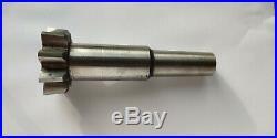 Shaper Cutters Involute Splines M5 Z-9 PA30 USSR Shank Type DIN 5480