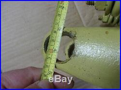 Slip Clutch 1-3/8 6 Spline PTO Yoke Shaft Bush Hog Mower Baler Tractor Tiller