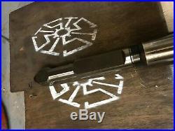 Spline Broach for glass cutting machine 1 5/8 (approx 6ft long)