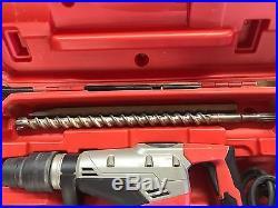 Spline Rotary Hammer Drill Milwaukee 9/16
