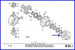 Splined Hub For U445dt / 530 Dt / 640 Dt